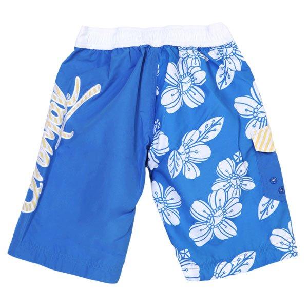 Шорты пляжные детские Animal Floella Blue