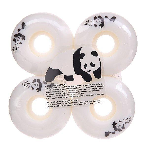 Колеса для скейтборда Enjoi Panda Standard Whitey 99A 53 mm