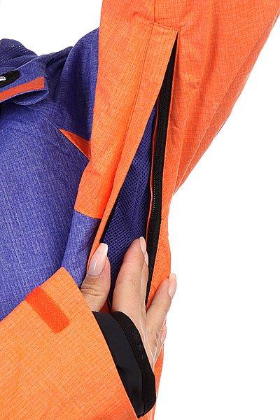 Ветровка женская Burton Wb Berkley Jkt Royal Blue