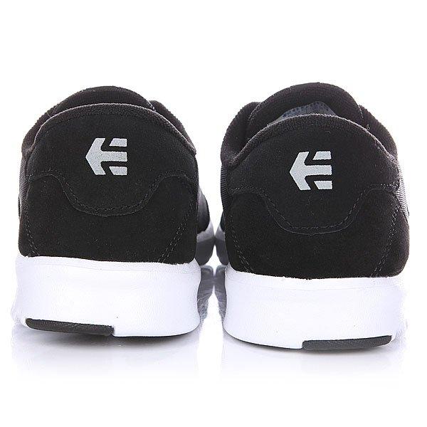Кроссовки Etnies Lo-Cut Sc Black/White