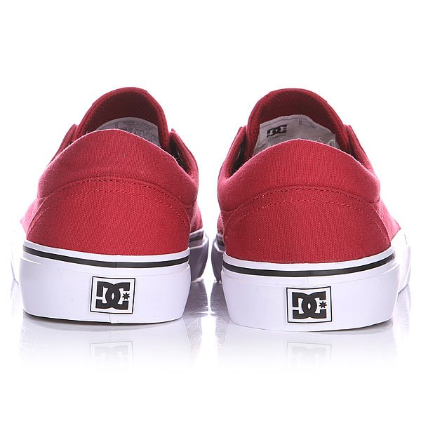 Кеды DC Trase Tx Shoe Dark Red