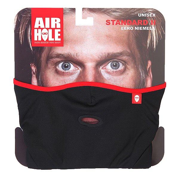 Маска Airhole Standard 1 Black