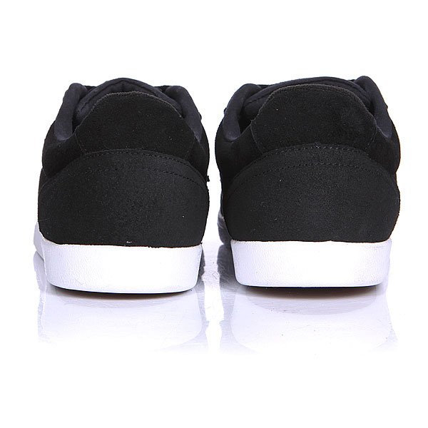 Кеды низкие Circa Jc01 Black/White