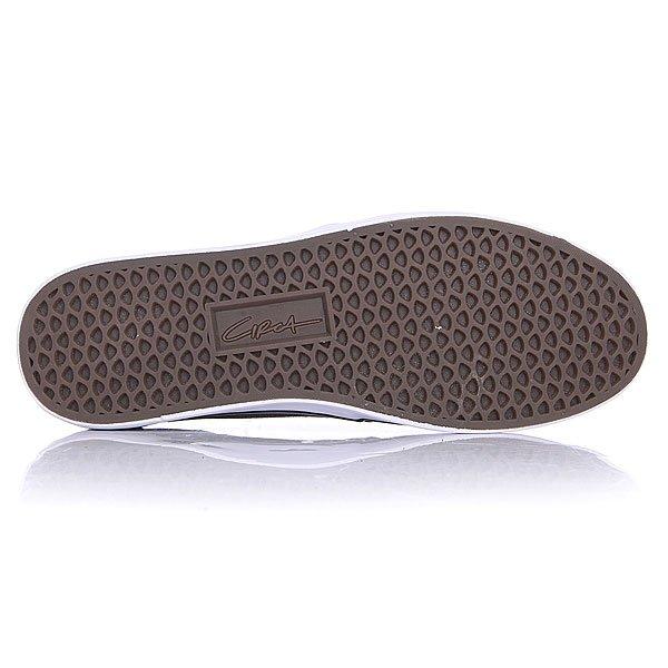 Кеды низкие Circa Crip Black/Charcoal