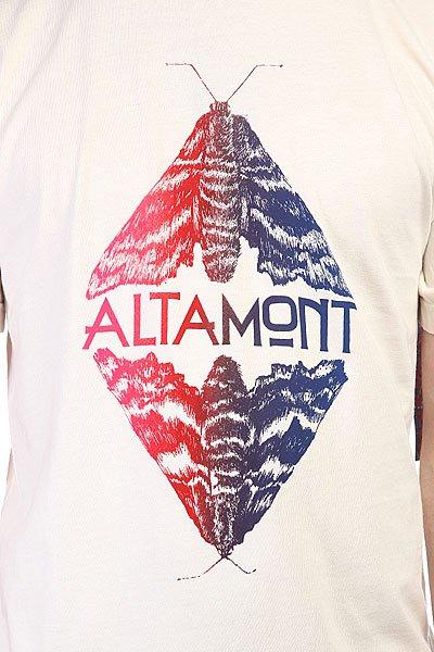 Футболка Altamont Mother Tee Natural