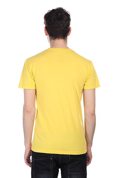 Футболка Altamont Lost Horizon Yellow