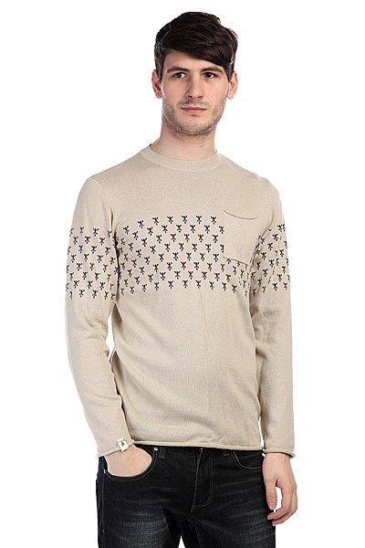 Джемпер Altamont Motif Crew Sweater Bone