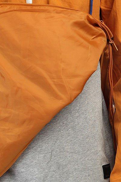 Анорак TrueSpin Ss15 Cotton Brown