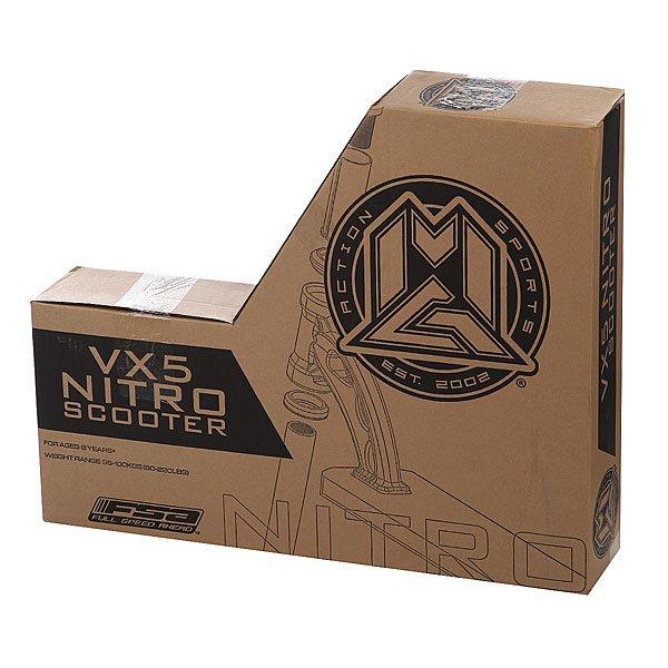 Самокат MGP Vx5 Nitro Blue