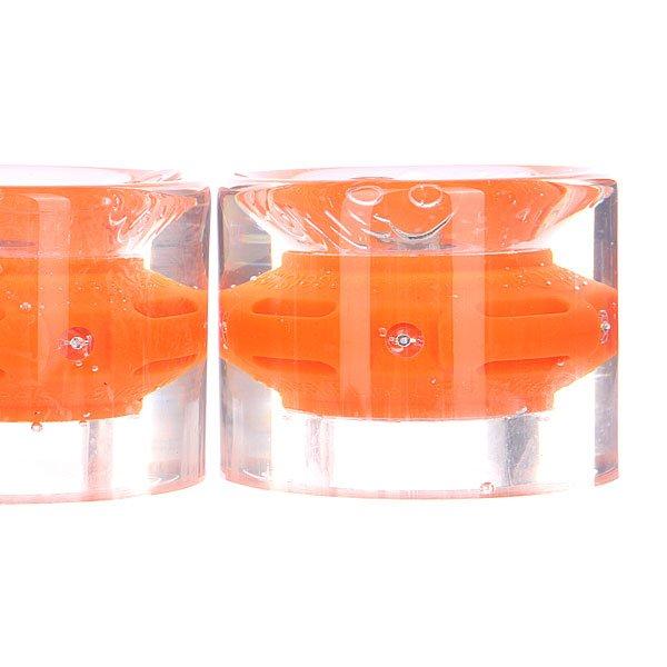 Колеса для лонгборда с подшипниками Sunset Cruiser Wheel With Abec9 Orange 78A 59 mm