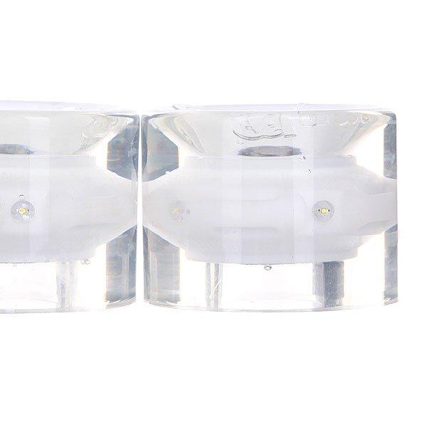 Колеса для лонгборда с подшипниками Sunset Cruiser Wheel With Abec9 White 78A 59 mm