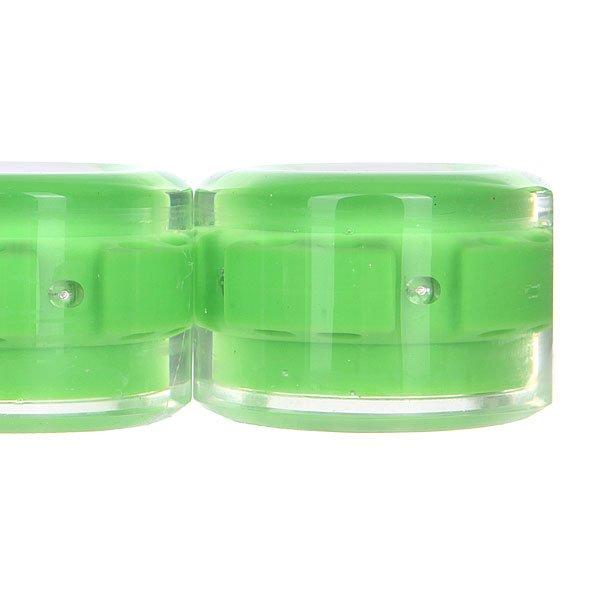 Колеса для лонгборда с подшипниками Sunset Long Board Wheel With Abec9 Green 78A 65 mm