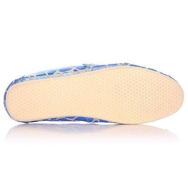 Эспадрильи женские Paez Night Edition Blue-margarita