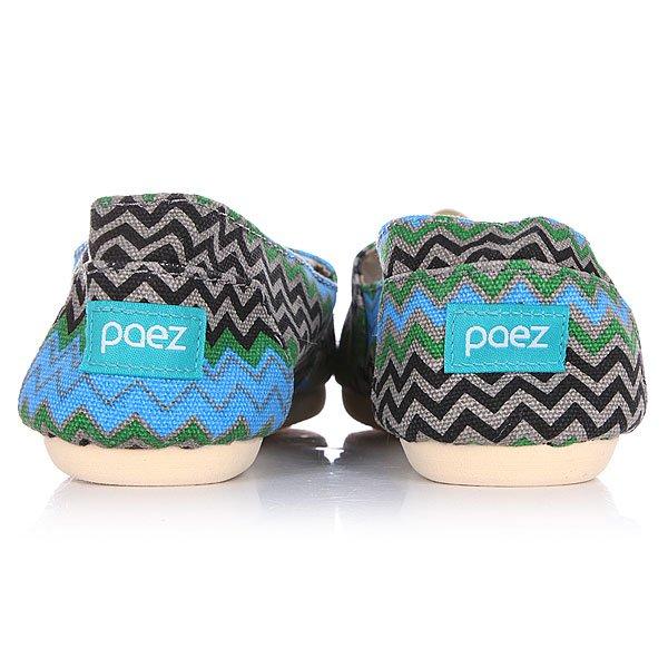 Эспадрильи женские Paez Poly Azteca