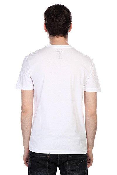 Футболка Etnies Icon Graph S/S Tee White