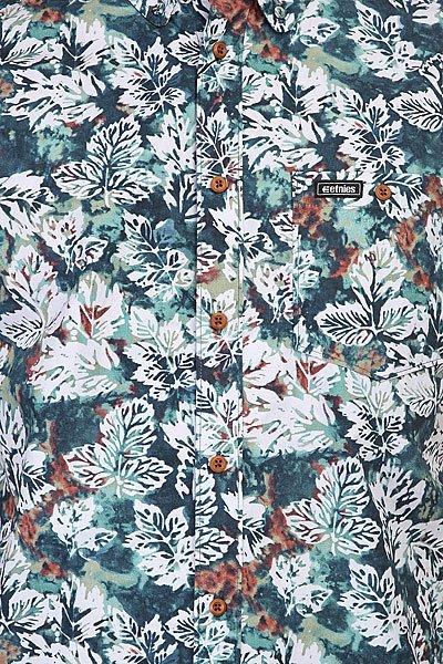 Рубашка Etnies Clemente S/S Woven Purple