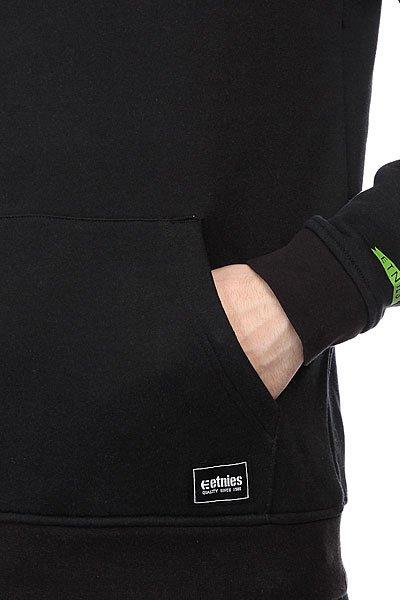 Кенгуру Etnies Yorkshire P/O Fleece Black