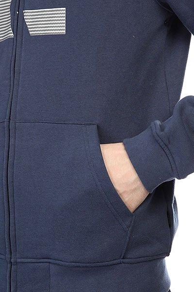 Толстовка утепленная Etnies Etnies Icon Fill Zip Fleece Navy