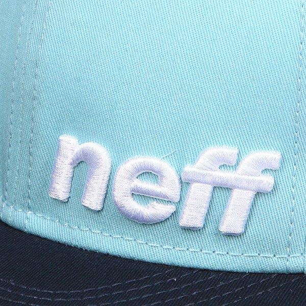 Бейсболка Neff Daily Sky/Navy