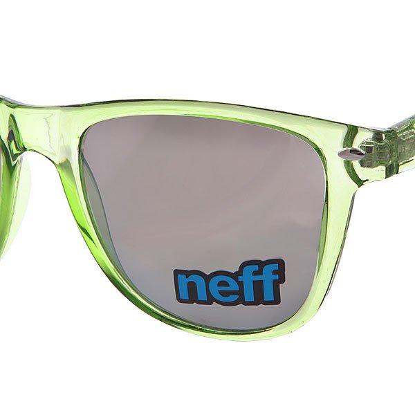 Очки neff daily shades black/yellow/pink р.