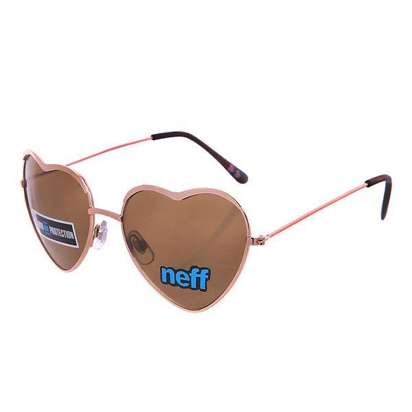 Очки Neff Luv 2 Gold