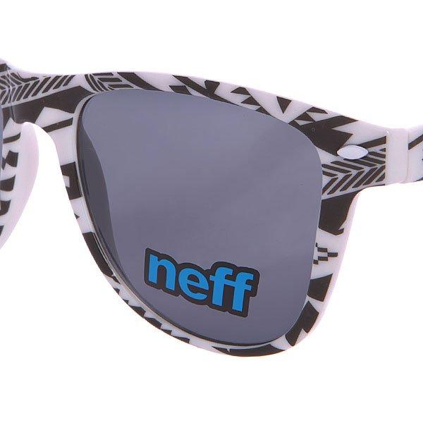 Очки Neff Daily Shades B/W Tribal