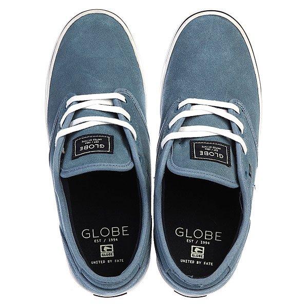 Кеды низкие Globe Motley Faded Blue