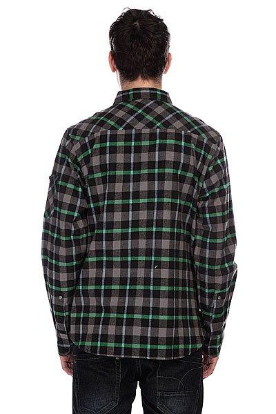Рубашка в клетку Innes Fester Kelly Green
