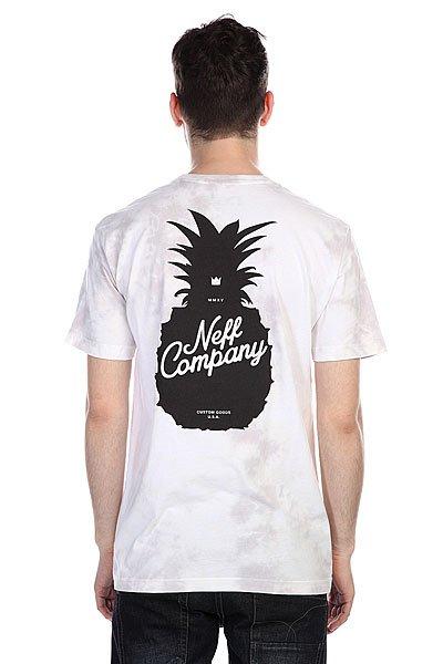 Футболка Neff Company Fruit White/Crystal
