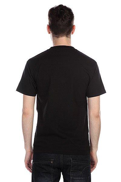 Футболка Fallen Slum Lord Shirt Black/Rasta