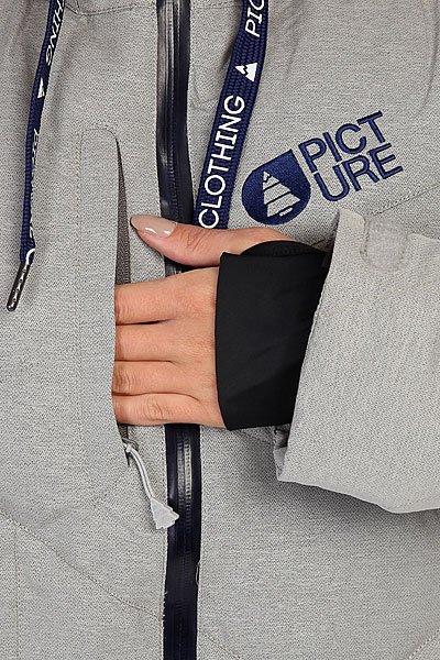 Куртка женская Picture Organic Fever Grey