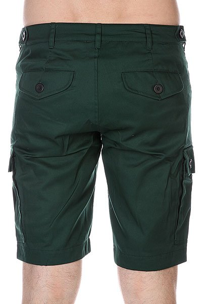 Шорты Skills Cargo Shorts 2 Dark Green