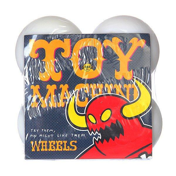 Колеса для скейтборда Toy Machine Monster Head Natural 101A 52 mm