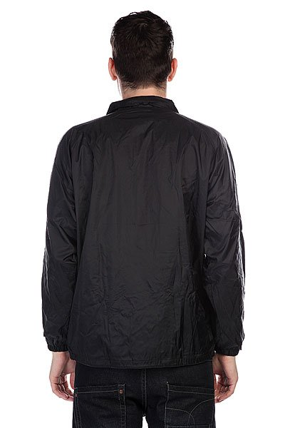 Куртка Diamond Un Polo Coach's Jacket black