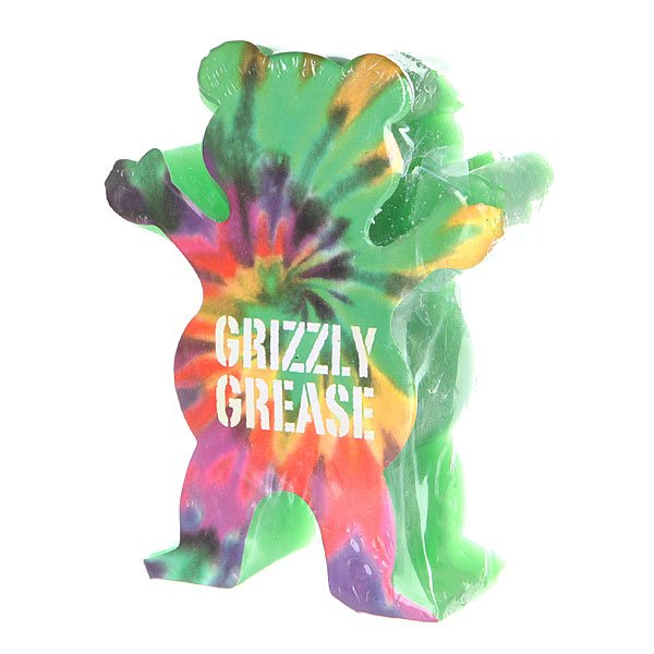 Парафин Grizzly Grease Green
