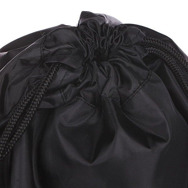 Мешок Grizzly Bear Logo Lightweight Bag Black