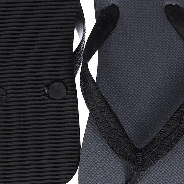Шлепанцы Globe N Void Black/Charcoal