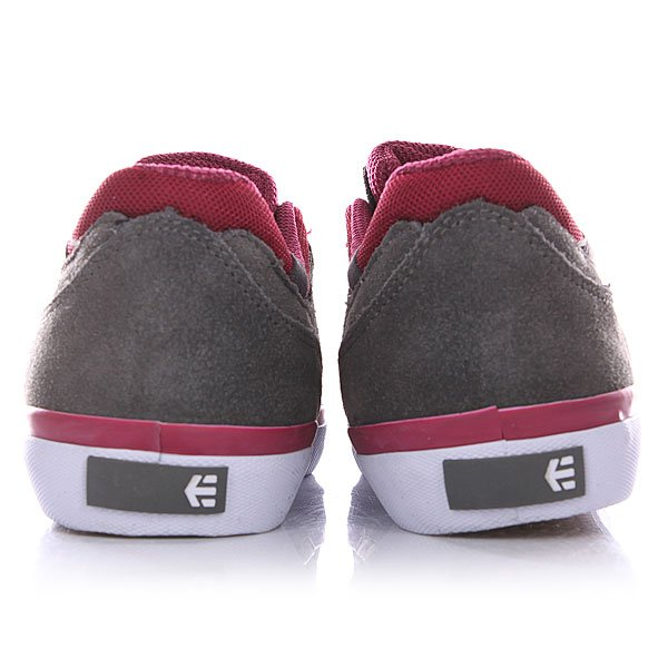 Кеды низкие Etnies Freeport Grey/White