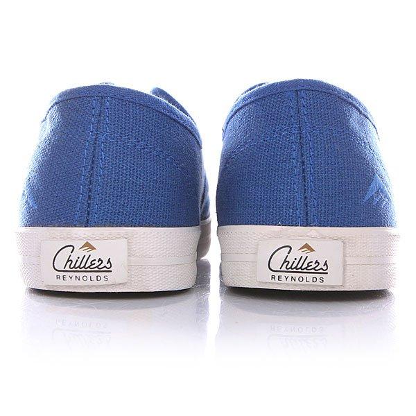 Кеды низкие Etnies Reynolds Chiller Fusion Blue