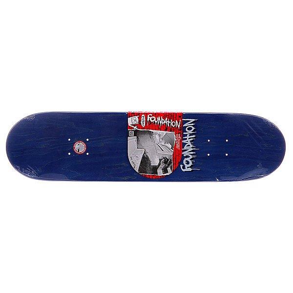 Дека для скейтборда Foundation S5 Push Sketch 32.25 x 8.125 (20.6 см)
