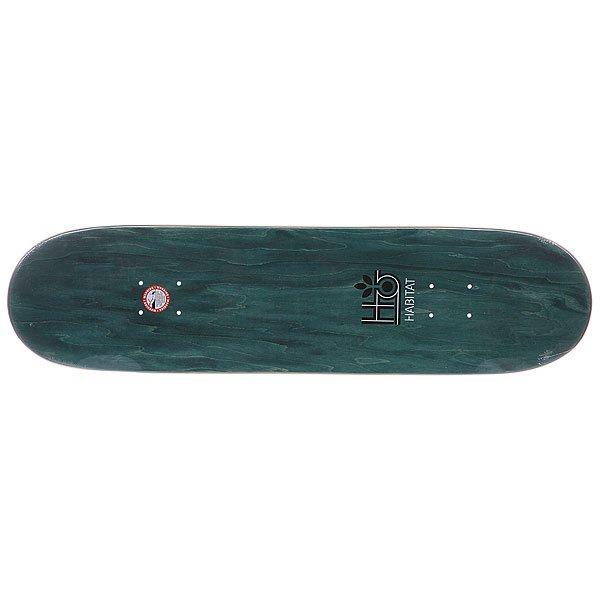 Дека для скейтборда Habitat S5 Garcia Horned Beast 32.25 x 8.25 (21 см)
