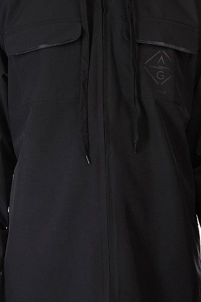 Куртка Analog 3ls Fullzip True Black