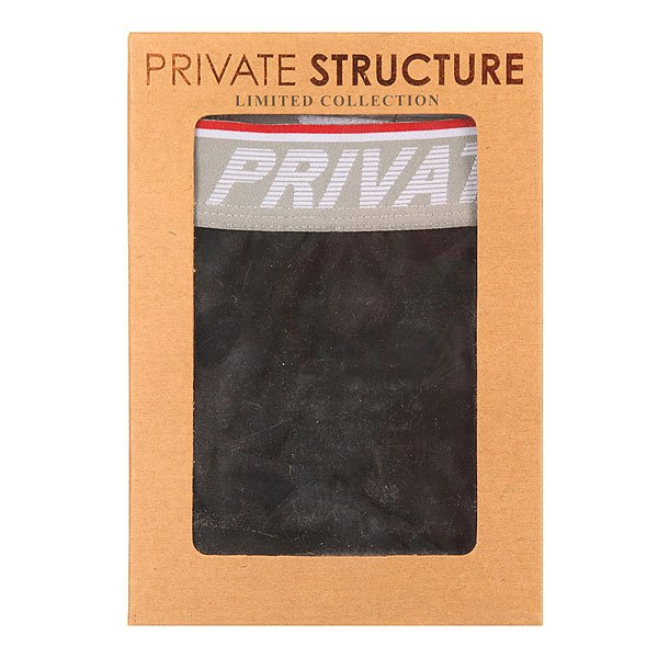 Трусы Private Structure 210-Mu-1064 Charcoal
