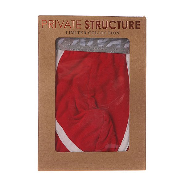 Трусы Private Structure 210-Mu-1065 Red