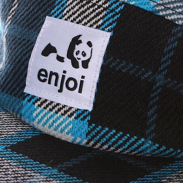 Кепка Enjoi Dumb Step Turquoise