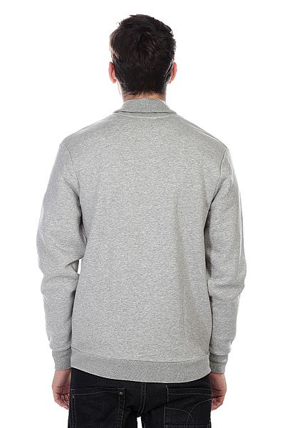 Толстовка Enjoi Well Endowed Heather Grey