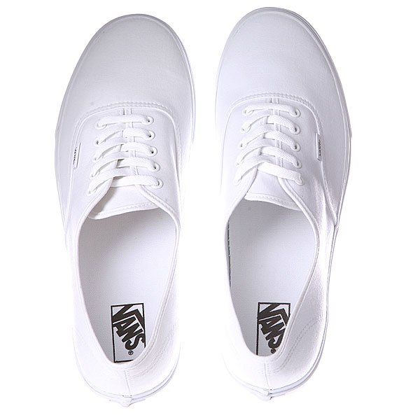 Кеды низкие Vans Authentic True An White