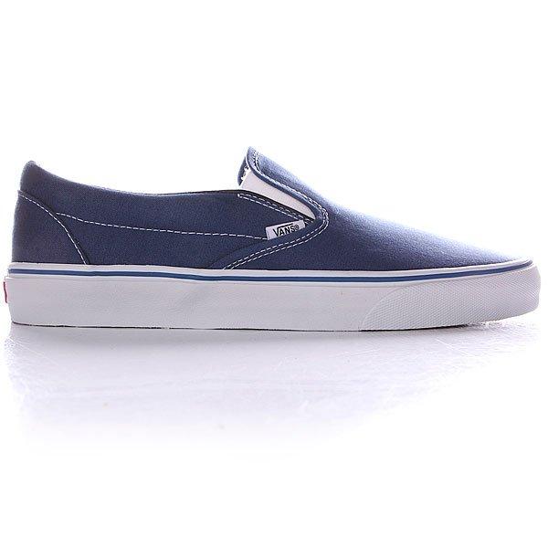 Слипоны Vans Classic Slip-On Navy