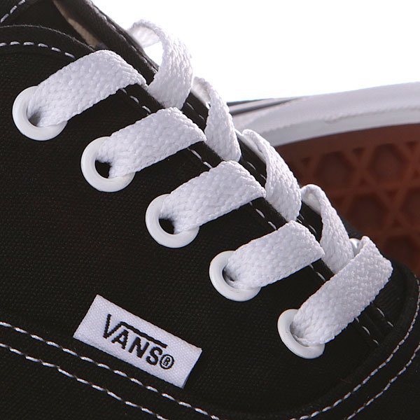 Кеды низкие Vans Authentic True Black