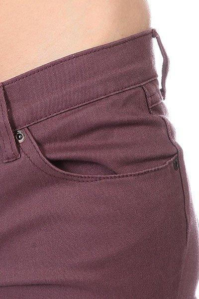 Джинсы узкие женские Element Stick2u Bis Prune